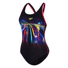 NEW Speedo Harbour Lights Muscleback 22S85/6575 - Womens Swimwear