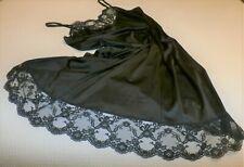 New listing Rare Vintage Vanity Fair Lacy Nylon Full Slip-Size 40