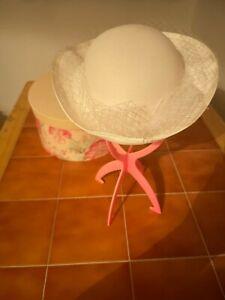Ladies Occasion Hat  Size S