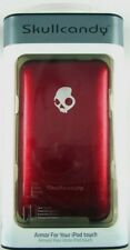 Skullcandy Red Protective Hardshell Case Armor For Your Ipod Touch 2G