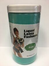 Green Liquid Latex Body Paint 32 Ounces by Liquid Latex Fashions
