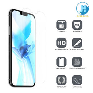 For Apple IPhone 12 Mini Pro Max Clear Tempered Glass Screen Protector 5G 2pax