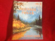 Sue Scheewe Presents Heritage Trails by Brown Art Instruction SC Book