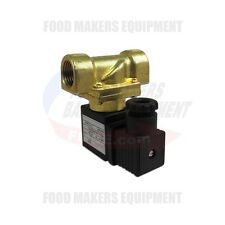 """Lbc / Lang Lrog Rack Oven Water Solenoid Valve. 1/2"""", 24V. 70403-03"""