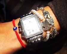 Evil Eye Red String Bracelet for Protection with lucky blue eye Mal De Ojo