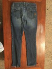 Womens Guess Jeans Sarah Skinny Size 29