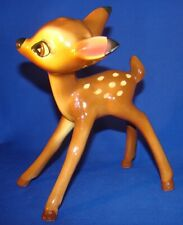 Disney'S Evan K Shaw / American Pottery Bambi Looking Right - Very Good Shape!
