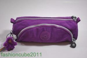 New With Tag Kipling Cute Pen Cases / Cosmetic Bags
