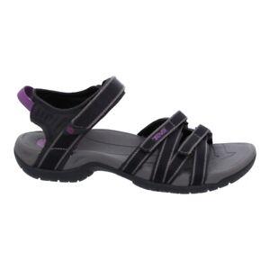 Teva Tirra Women black/grey   rutschfeste Outdoor-Sandale   ehem. UVP 95€