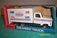 """Ertl True Value Hardware Truck /w Working Rear Doors Mint In Box 10 """" Long"""
