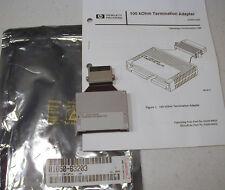 Agilent/HP 01650-63203 High Density Logic  Probe Adapter 100K ohm Term * NOS