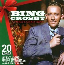 Crosby, Bing : White Christmas: 20 Songs CD