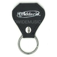 D'Addario Leather Pick Pouch / Key Ring Always have your picks with you.