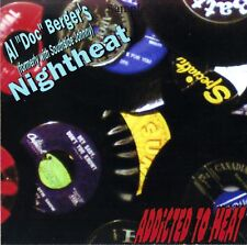 SPECIAL DELUXE EXTENDED VERSION OF BERGER'S NIGHTHEAT (SOUTHSIDE FANS)-SIGNED CD