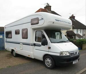 Auto Trail Cheyenne 634 Four Berth Motorhome With Rear Lounge For Sale