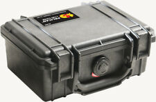 New Black Pelican ™ 1150 empty Case includes free Engraved Nameplate Colors