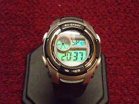 Armitron 40/6767 Mens Digital All-Sport Chronograph Watch USED