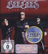 "BEE GEES ""IN OUR OWN TIME"" BLU RAY NEW+"