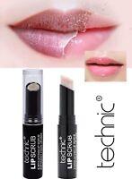 Technic Sugar Lip Scrub Exfoliator Exfoliating Treatment For Smooth Soft Lips