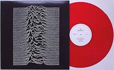 Joy Division-Warsaw LP RED VINYL 1978 studio tracks Ian Curtis New Order Wave