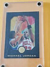 Michael Jordan 1996 Skybox EXL BLACK VERSION Base Card #10 Chicago Bulls
