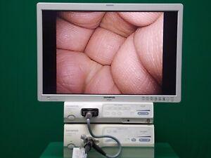 Olympus OTV-S7pro/CLV-S40pro/ LTF-V3/OEV-261H / MAJ-1411 vs CV-140/CV-180/CV-160