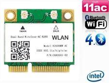 + Wireless 8260 8260HMW AC 5GHz 1200Mbit/s WIFI Card + Bluetooth Mini PCIe +