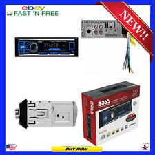 Estereo Para Carro Radio Auto BOSS Estereos Bluetooth De Carros USB MP3 AM/FM