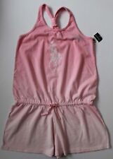 Ralph Lauren Baby Girls Romper Pink Ombre Size M 8-10 NWT