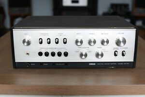Vintage Yamaha CA-700 Integrated Natural Sound Stereo Amplifier
