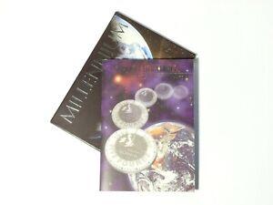 1999 Millennium Commemorative British Five Pound £5 Coin in Booklet
