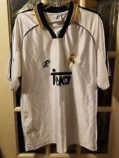 Real Madrid Club de Fútbol Home Jersey Adult L Vikings Cristiano Ronaldo Whites