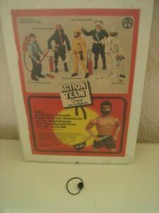 Action Team Augenklappe Vintage Group Action Joe  GI Joe Nr. 1
