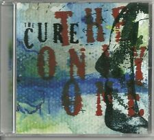 The Cure-the only one GERMANY CD single (2008)
