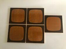 Beautiful Vintage Mid Century Modern Richard Ginori Ceramic Tile 6x6