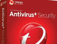 Trend Micro Antivirus 10 - 1-Year / 1-PC