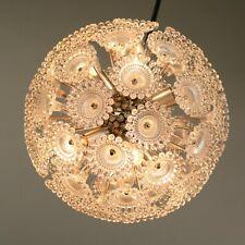 Sölken Pusteblume Sputnik Lampe Stab Pendel Hänge Leuchte Vintage 60er 70er