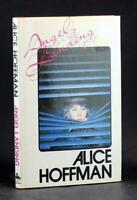 Alice Hoffman First Edition 1982 Angel Landing A Novel Hardcover w/Dustjacket