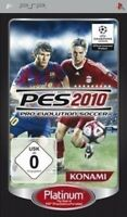 Sony PSP / Playstation Portable - Pro Evolution Soccer 2010 / PES 10 mit OVP