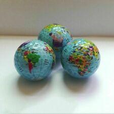 Novelty Sports Golf Balls Joke Gift Present Men Dad Trick Brother Father Ne E2D5