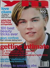 LEONARDO DICAPRIO May 1998 YM Magazine