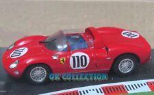 1:43 FERRARI 250 P (1000km Nurburgring 1963 Surtees Mairesse) - Fabbri (17)