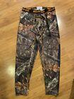 Men's Mossy Oak Long Underwear-NWOT Size L (36-38) Camouflage