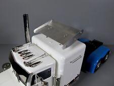 Aluminum 13.1cm Roof Spoiler Wing TOY Tamiya R/C 1/14 King Grand Hauler Truck