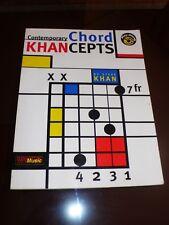 Contemporary Chord Khancepts by Steve Khan - 1997