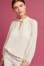 NWT Sz XS Anthropologie Victorian Cutout Top by Tiny