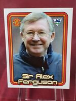 Alex Ferguson Manchester United Premier League 2005 05 Merlin Sticker