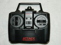 FUTABA attack T2DR Radio Control system Emetteur RC R/C COMMANDE controller MHz
