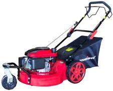 PowerSmart Push Walk Behind Lawn Mower 20 196cc Self Propelled Gas Rear Wheel
