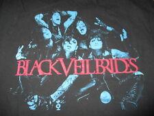 "BLACK VEIL BRIDES (XS) Shirt Andy Biersack Jake Pitts Jinxx Christian ""CC"" Coma"
